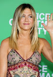 Jennifer Aniston. At the Los Angeles premiere of `Office Christmas Party` held at the Regency Village Theatre in Westwood, USA on December 7, 2016 Royalty Free Stock Image