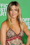 Jennifer Aniston. At the Los Angeles premiere of `Office Christmas Party` held at the Regency Village Theatre in Westwood, USA on December 7, 2016 Stock Photos