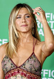 Jennifer Aniston. At the Los Angeles premiere of `Office Christmas Party` held at the Regency Village Theatre in Westwood, USA on December 7, 2016 Royalty Free Stock Photo