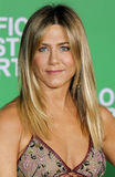 Jennifer Aniston. At the Los Angeles premiere of `Office Christmas Party` held at the Regency Village Theatre in Westwood, USA on December 7, 2016 Royalty Free Stock Photos