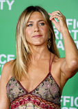 Jennifer Aniston. At the Los Angeles premiere of `Office Christmas Party` held at the Regency Village Theatre in Westwood, USA on December 7, 2016 Stock Photography