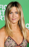Jennifer Aniston. At the Los Angeles premiere of `Office Christmas Party` held at the Regency Village Theatre in Westwood, USA on December 7, 2016 Royalty Free Stock Images