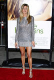 Jennifer Aniston. WESTWOOD, CALIFORNIA - Tuesday September 15, 2009. Jennifer Aniston at the world premiere of `Love Happens` held at the Mann Village Theater Royalty Free Stock Photography