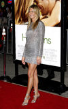 Jennifer Aniston. At the World Premiere of `Love Happens` held at the Mann Village Theater in Westwood, California, United States on September 15, 2009 Royalty Free Stock Photography