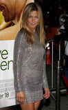Jennifer Aniston. At the World Premiere of `Love Happens` held at the Mann Village Theater in Westwood, California, United States on September 15, 2009 Royalty Free Stock Image