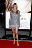 Jennifer Aniston. At the World Premiere of `Love Happens` held at the Mann Village Theater in Westwood, California, United States on September 15, 2009 Royalty Free Stock Photos