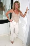 Jennifer Berne at the Mansion Party Hosted By British Talk Show Host Jacquie Blaze. Private Residence, Beverly Hills, CA. 12-07-07 Stock Photos