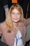 Jennifer Blanc, Linda Χάμιλτον, Jennifer blanc-Biehn Στοκ Φωτογραφίες