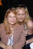 Jennifer Blanc,Linda Hamilton Stock Image