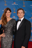 Jennifer Carpenter,Michael C. Hall Royalty Free Stock Photo