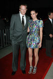Jennifer Connelly, Paul Bettany Royalty Free Stock Photos