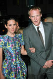 Jennifer Connelly, Paul Bettany Royalty Free Stock Images