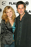 Jennifer Finnigan,Jonathan Silverman Royalty Free Stock Photo