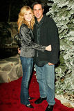 Jennifer Finnigan. And Jonathan Silverman at Flaunt Magazine's 6 Year Anniversary Party and holiday toy drive to benefit Para Los Ninos, Private Residence, Los Stock Photography