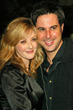 Jennifer Finnigan,Jonathan Silverman Stock Photos