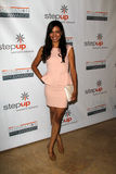Jennifer Freeman arriving at StepUp Women's Network Inspiration Awards Royalty Free Stock Images