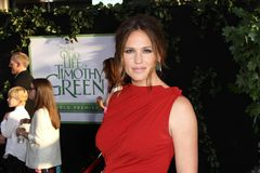 Jennifer Garner Photo stock