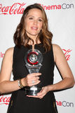 Jennifer Garner arrives at the CinemaCon 2012 Talent Awards Royalty Free Stock Photography
