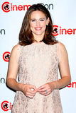 Jennifer Garner arrives at the Disney Studios Photo Op at CinemaCom 2012 Stock Photos
