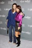 Jennifer Garner i Elyse piechur Zdjęcia Royalty Free