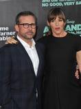 Jennifer Garner & Steve Carell Obraz Royalty Free