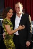 Jennifer Grey and Clark Gregg Royalty Free Stock Photo