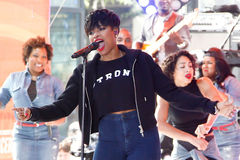 Jennifer Hudson Stock Photography