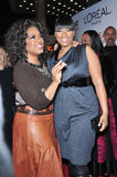 Jennifer Hudson, Oprah Winfrey Royalty Free Stock Photo