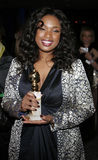 Jennifer Hudson. At the 2007 Paramount Pictures Golden Globe Award After-Party held at the Beverly Hilton Hotel in Beverly Hills, USA on January 15, 2007 Royalty Free Stock Photo
