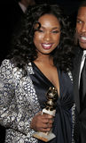 Jennifer Hudson. At the 2007 Paramount Pictures Golden Globe Award After-Party held at the Beverly Hilton Hotel in Beverly Hills, USA on January 15, 2007 Stock Image