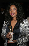 Jennifer Hudson. At the 2007 Paramount Pictures Golden Globe Award After-Party held at the Beverly Hilton Hotel in Beverly Hills, USA on January 15, 2007 Royalty Free Stock Image