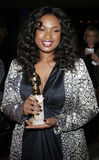 Jennifer Hudson. At the 2007 Paramount Pictures Golden Globe Award After-Party held at the Beverly Hilton Hotel in Beverly Hills, USA on January 15, 2007 Royalty Free Stock Images