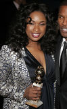 Jennifer Hudson. At the 2007 Paramount Pictures Golden Globe Award After-Party held at the Beverly Hilton Hotel in Beverly Hills, USA on January 15, 2007 Royalty Free Stock Photos