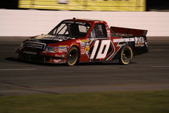 Jennifer Jo Cobb NASCAR Truck Series ORP Night T2 Stock Images