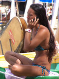 Jennifer Koki Stock Image