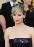 Jennifer Lawrence Lizenzfreie Stockbilder