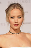jennifer lawrence Arkivbild