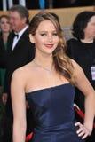 Jennifer Lawrence fotografia stock libera da diritti