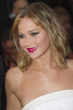 Jennifer Lawrence Stock Photo