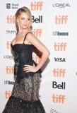 Jennifer Lawrence na premier do ` da mãe do ` no festival de cinema do International de Toronto fotografia de stock royalty free