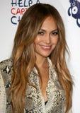 Jennifer Lopez Fotografie Stock Libere da Diritti