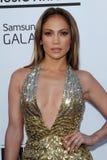 Jennifer Lopez Fotografia de Stock Royalty Free