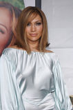 Jennifer Lopez royaltyfri foto