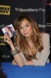 Jennifer Lopez Στοκ εικόνες με δικαίωμα ελεύθερης χρήσης