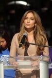 Jennifer Lopez Lizenzfreie Stockbilder