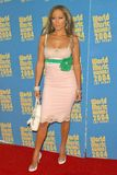 Jennifer Lopez. At the 2004 World Music Awards in the Thomas Mack Arena at UNLV, Las Vegas, NV. 09-15-04 Royalty Free Stock Images