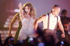 Jennifer Lopez Fotografia Stock