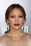 Jennifer Lopez arrives at the  Royalty Free Stock Photography