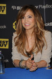 Jennifer Lopez. At the Launch of the BlackBerry PlayBook Tablet, Best Buy, West Los Angeles, CA. 04-19-11 royalty free stock images