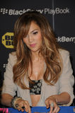 Jennifer Lopez. At the Launch of the BlackBerry PlayBook Tablet, Best Buy, West Los Angeles, CA. 04-19-11 stock photography